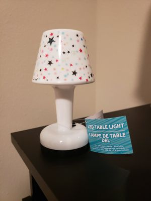 LED Table Light Lamp for Sale in Orlando, FL
