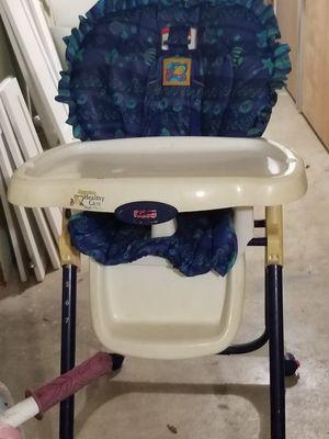 Crib and high chair for Sale in Auburn, WA