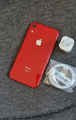 iPhone XR, !|Factory Unlocked & iCloud Unlocked.. Excellent Condition, Like a New... for Sale in Springfield, VA