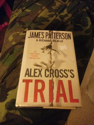 James patterson book for Sale in Fond du Lac, WI