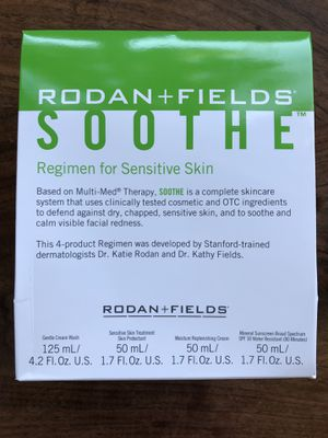 Rodan and Fields Soothe Regimen for Sale in Carlsbad, CA