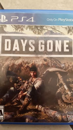 Days gone for Sale in Chino, CA