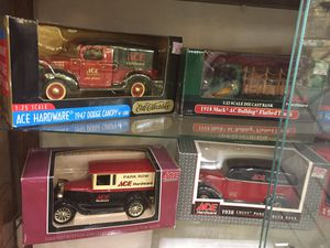 Collectible cars Ertl toys for Sale in Flower Mound, TX