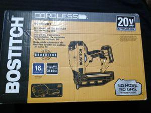 Nail gun brand new in box for Sale in Peachtree Corners, GA