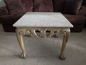 Marble Coffee Table for Sale in San Diego, CA