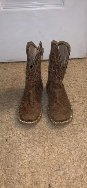 Size 5 boots for Sale in Fort Worth, TX