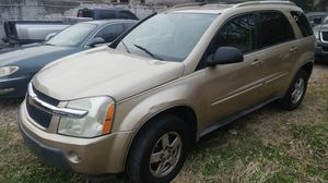 2005 Chevy Equinox LS 108k miles clean title for Sale in Philadelphia, PA