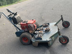 Bobcat ransomes 48in deck runs for Sale in VERNON ROCKVL, CT