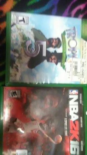 Xbox one games for Sale in Cleveland, OH
