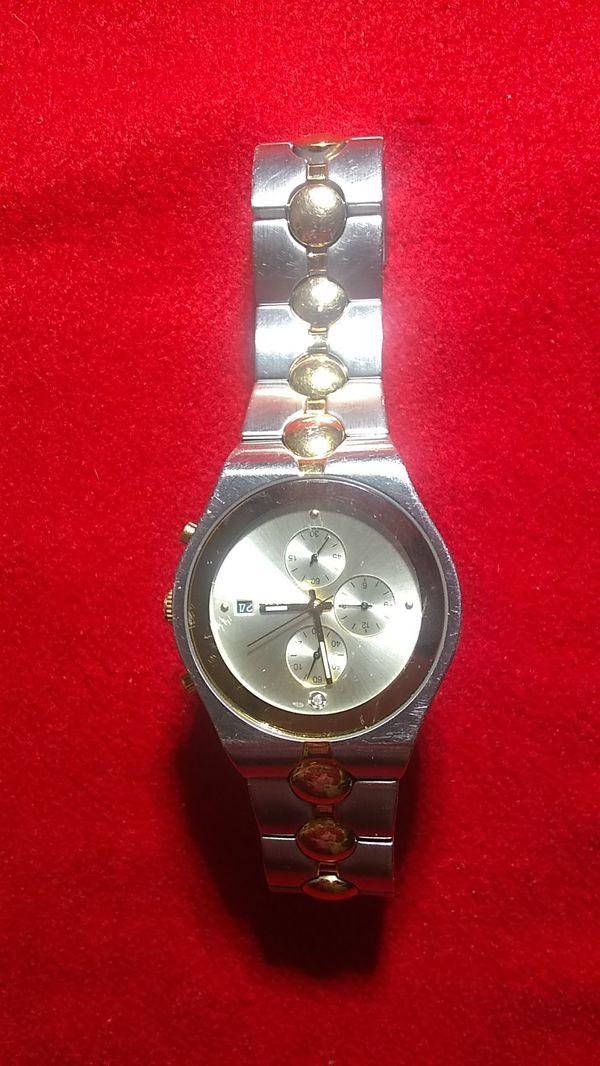 Used Fossil watch