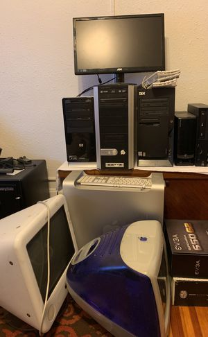 Need a Desktop Computer? (some laptops too) for Sale in Denver, CO