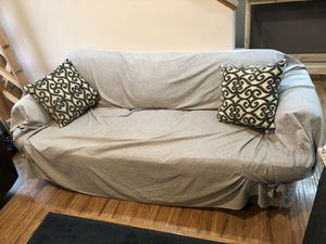 Free couch for Sale in Mentone, CA