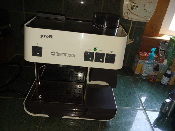 Profi Estro Espresso Machine