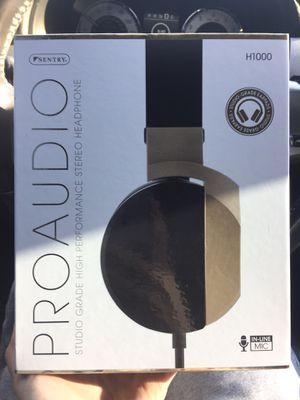 Pro audio headphones for Sale in Albuquerque, NM