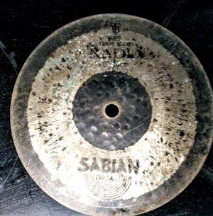 Terry Bozzio sabian Radia cymbal for Sale in Cocoa Beach, FL