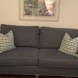 """Custom Bassett Sofa 76"""" for Sale in Delray Beach, FL"""