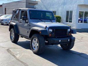 2013 Jeep Wrangler for Sale in Mesa, AZ