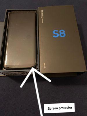 Samsung Galaxy S8 Negotiable for Sale in Atlanta, GA