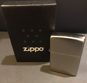 Brand New .. Chrome Zippo Lighter for Sale in Vancouver, WA