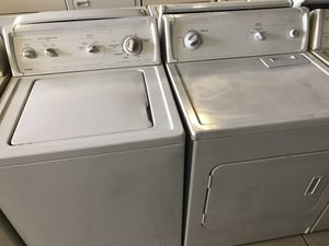 Washer and dryer Kenmore for Sale in Pompano Beach, FL