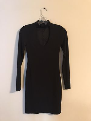 Black Mini Express Keyhole Dress Size 0 $13 for Sale in Middletown, PA