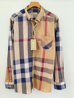 Burberry Men's Shirt for Sale in Los Angeles, CA