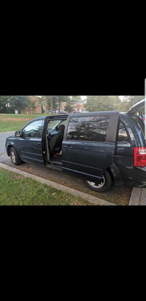 2009 Dodge Minivan No title need towed for parts for Sale in Darnestown, MD