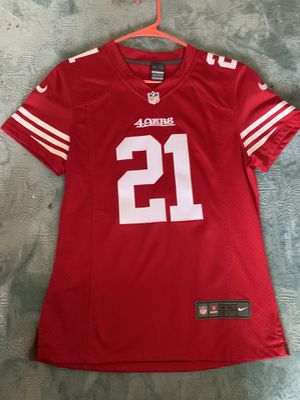 Frank Gore Women's NFL Jersey for Sale in Stockton, CA