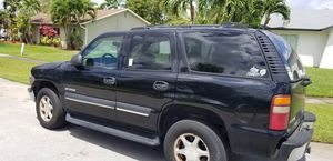 Tahoe for parts what do u need or want for Sale in Cooper City, FL