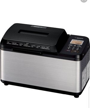 Bread Maker - Zojirushi BB-PAC20 for Sale in Lacey, WA