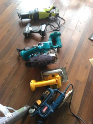 Tools: saws, drills, ladders, hammers for Sale in San Francisco, CA