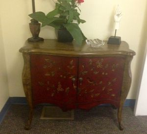 Console Bombay table. for Sale in Medford, MA
