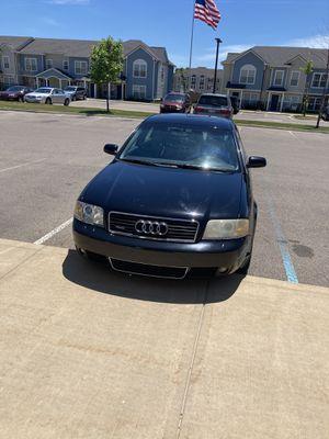 2002 Audi clean title for Sale in Eastpointe, MI