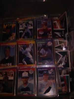Baseball cards sleeve for Sale in Los Angeles, CA