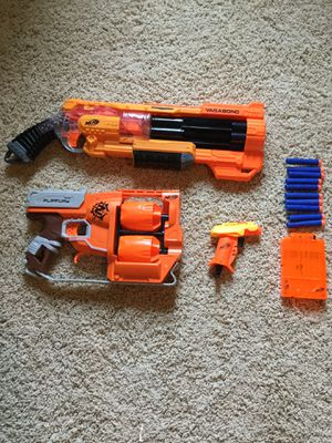 Nerf gun pack (10 bullets included) for Sale in Tualatin, OR