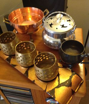 Burner holder for incense & fragance for Sale in Phoenix, AZ