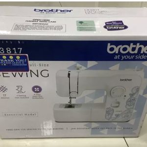 New Brother LX3817 Full Size 17 Stitches Sewing Machine Lightweight for Sale in Hollywood, FL
