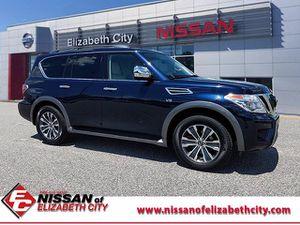 2019 Nissan Armada for Sale in Elizabeth City, NC