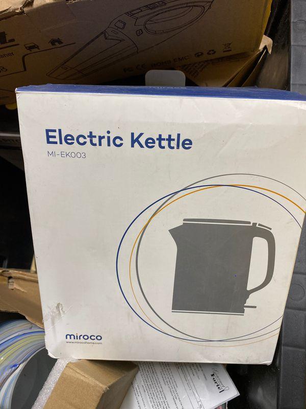 Electric kettle MI – EK003Black