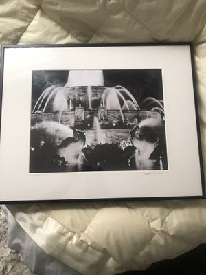 Chicago B&W framed photographs for Sale in Chicago, IL