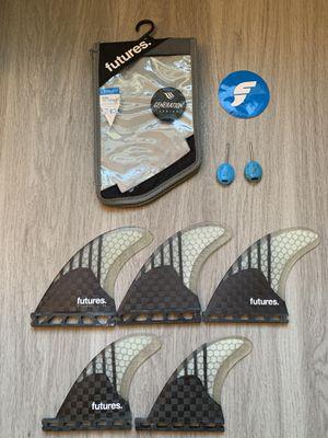 Futures Surfboard Fins for Sale in Orange City, FL