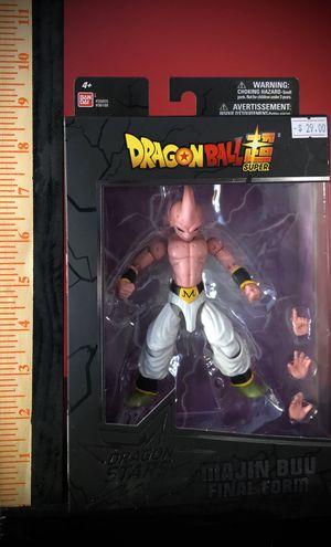 Dragon ball z majin boo action figure anime for Sale in Grand Prairie, TX