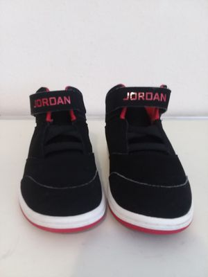 Nike Air Jordan 5 Retro/Toddler Baby Boy's/Black-Red/Size 9C for Sale in Adelphi, MD