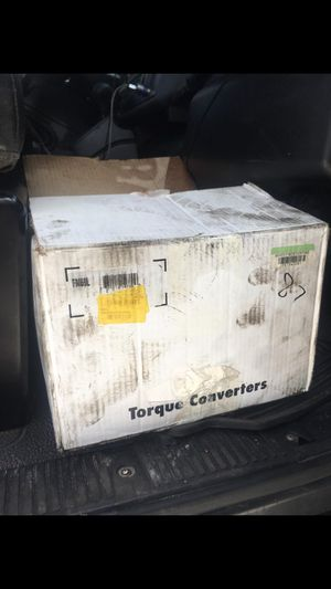 Torque Converter For a Ford F150 Not free Looking for a offer. for Sale in Homestead, FL