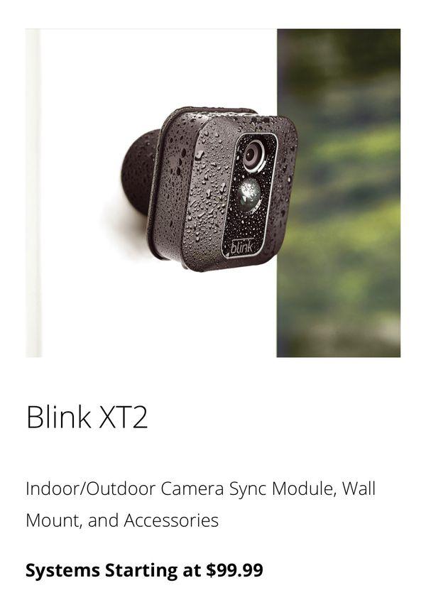 Blink cameras (3)