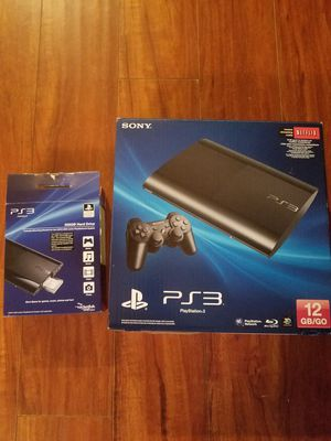 PS3 BUNDLE! for Sale in Pomona, CA