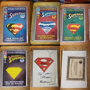 Superman for Sale in Los Angeles, CA