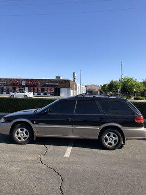 1999 Subaru Legacy Limited for Sale in Clovis, CA