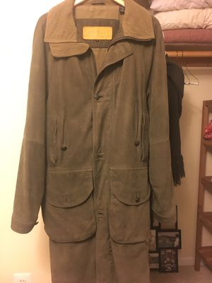 End XL Timberland Leather Coat for Sale in Millersville, MD