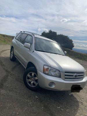2007 Toyota Highlander for Sale in Glendora, CA
